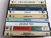 19 Reel to Reel Petula Clark / Johnny Cash & More