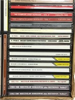 90 Classical Music CD's Cortot / Mozart + More