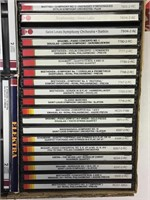 90 Classical Music CD's Beethoven / Mozart +