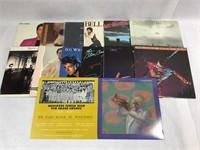 Lg Lot Mixed Artists Albums
