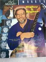 Moody Blues Magazines Programs & Songbook