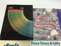 VTG Mixed Artists Sheet Music