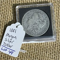 Collectible Coin & Knife Auction