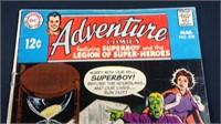 Adventure comics number 378 D.C. 12 cent