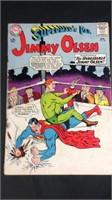Vintage DC Jimmy Olsen number 82 comic book