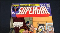 Vintage DC the new Supergirl number 402 Comic