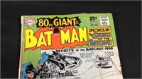 Vintage DC giant Batman number 203 comic book