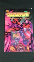 Marvel comics onslaught book 3 graphic novel