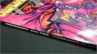 Marvel comics onslaught book 3 graphic novel