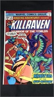 Vintage marvel kill raven number 32 comic book