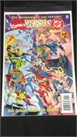 Marvel comics versus DC number to comic book