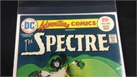 Vintage DC adventure comics Spectre number 440