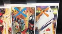 Marvel Universe X 0-3 comic books