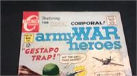Vintage Charlton comics the iron corporal number