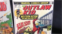 2 Marvel the outlaw kid comic books