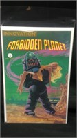 Innovation forbidden planet number one comic
