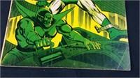 Vintage captain marvel number three comic book