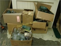7 Boxes of Ball Jars & Lids