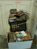 Large Lot of Books - Many Boxes