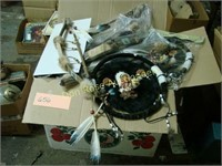2 Large Boxes of Dream Catcher and Bows & Arrows