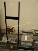 Cash Register and Miscellaneous