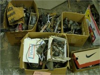 6 Boxes of Tools and Miscellaneous