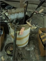 Lot of Metal Tools and Miscellaneous