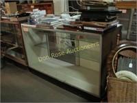 """Aluminum Display Case, 60"""" x 22"""" x 38½"""""""