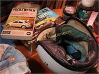 Large lot of antique and vintage automotive items