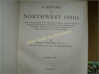 (10) Northwest Ohio County Histories