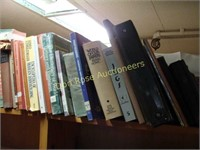Large Lot of Miscellaneous Subject Books