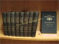 8 Copies of National Geographic 1911-1914
