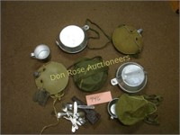 Boy Scout Canteens and Miscellaneous