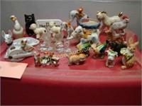 Animal Figurines, Harvey Knox Kingdom Nameplate
