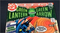 Vintage Deasee Green lantern green arrow comic