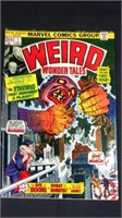Vintage marvel weird wonder tales number one comic