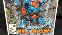 DC annual The adventures of Superman