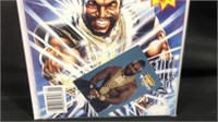 Mr. T force number 1 comic book