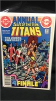 DC annual tales of the teen titans