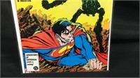 D.C. First issue Superman and could be last