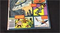 Vintage DC strange flying saucer aventures comic