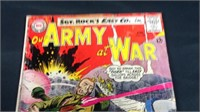 Vintage DC our army at war number 145 comic