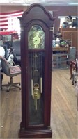 77 inch rhyme grandfather clock