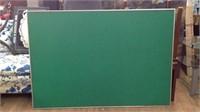 60 x 42 hanging green board