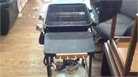 Backyard Grill brand propane grill