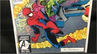 The spectacular Spiderman 200th issue