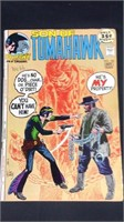 Vintage DC son of Tomahawk, number 136