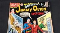 Vintage DC Jimmy Olsen number 131 giant comic