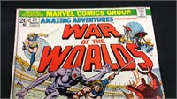 Vintage marvel war of the worlds number 21