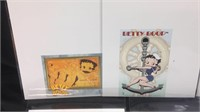 10 Betty Boop cards